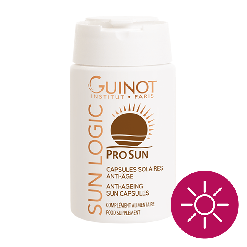 SUN LOGIC PRO SUN Capsules Solaires Anti-age